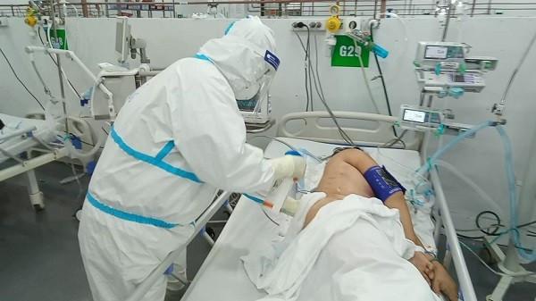 Sáng 22/9: Hơn 5.130 ca COVID-19 nặng đang điều trị; Quy định về đi lại tại Bình Dương, Long An thế nào? - Ảnh 2.