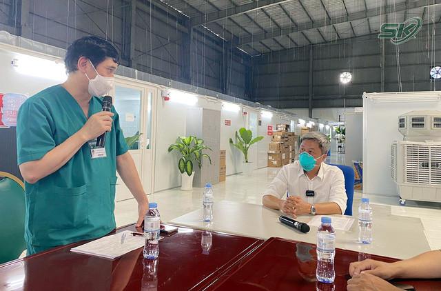 Thứ trưởng Bộ Y tế Nguyễn Trường Sơn: Chúng ta đã thấy ánh sáng cuối đường hầm - Ảnh 1.