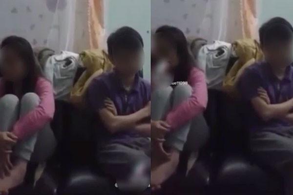 Vụ đánh ghen bình tĩnh chưa từng có, ông chồng có màn chất vấn khiến cô vợ cứng lưỡi: Có thực hiện như trong phim sex không?-1