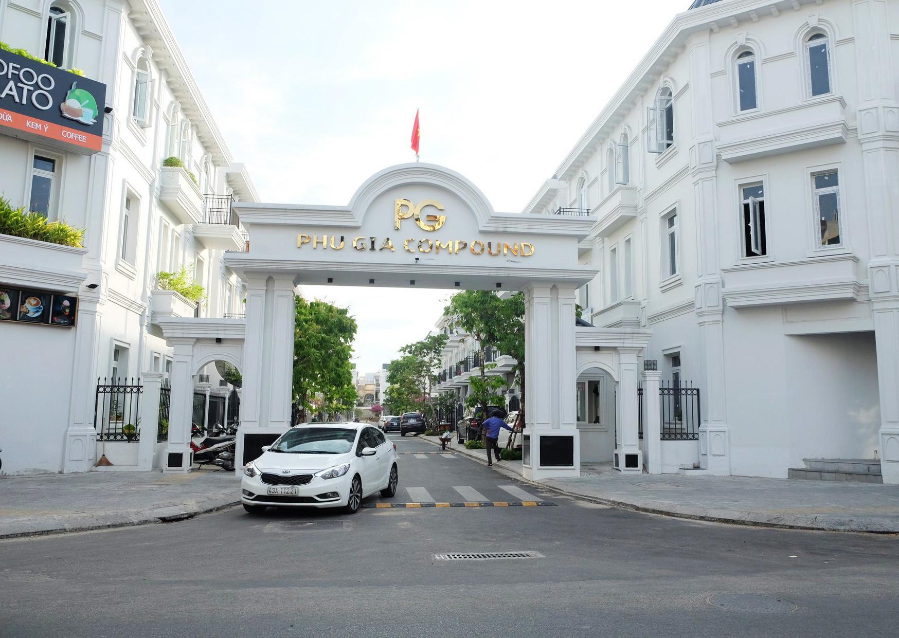 Đà Nẵng thông tin hủy quyết định giá đất tại dự án Phú Gia Compound