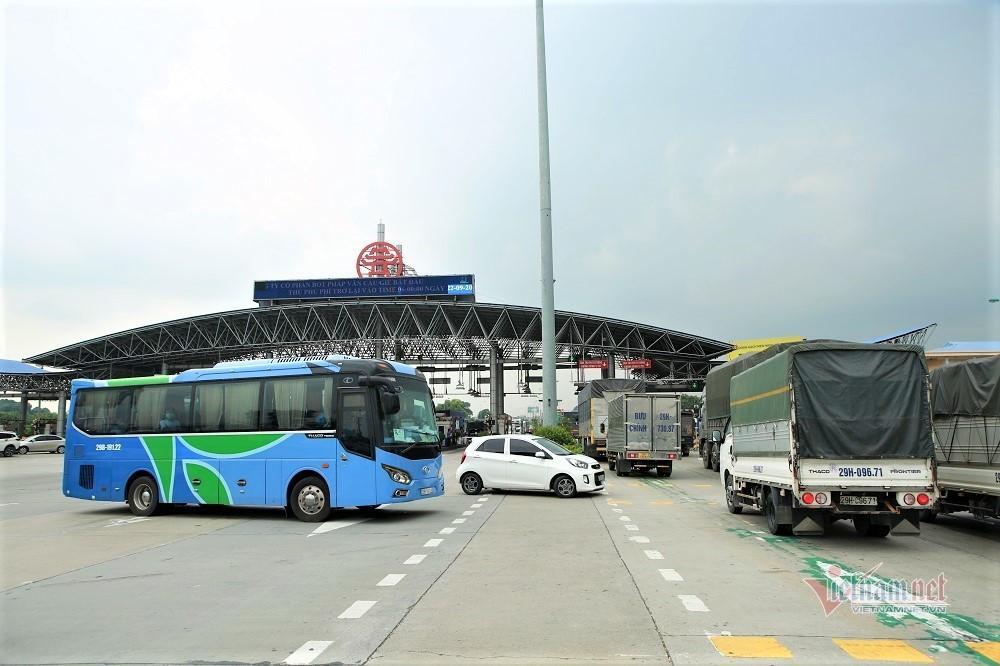 Nhiều trường hợp băn khoăn việc xin giấy đi đường để rời Hà Nội về quê