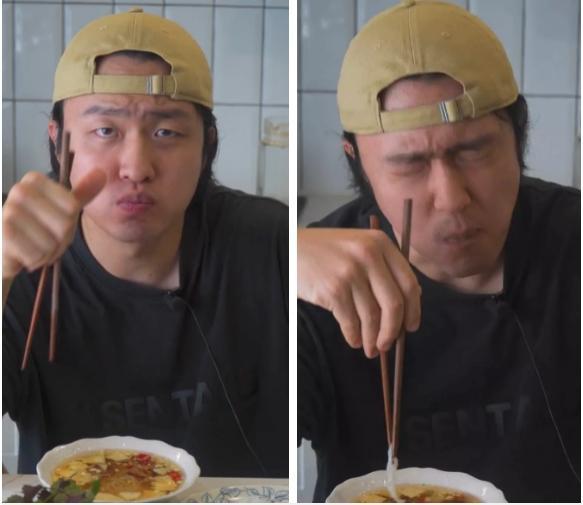 Ăn lại bún chả Hà Nội sau giãn cách, trai Hàn phản ứng mãnh liệt-3