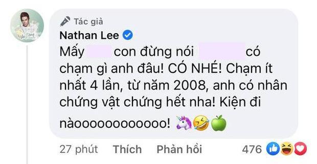 Nathan Lee khẳng định có ít nhất 4 lần bị Thủy Tiên đụng vô cớ-3