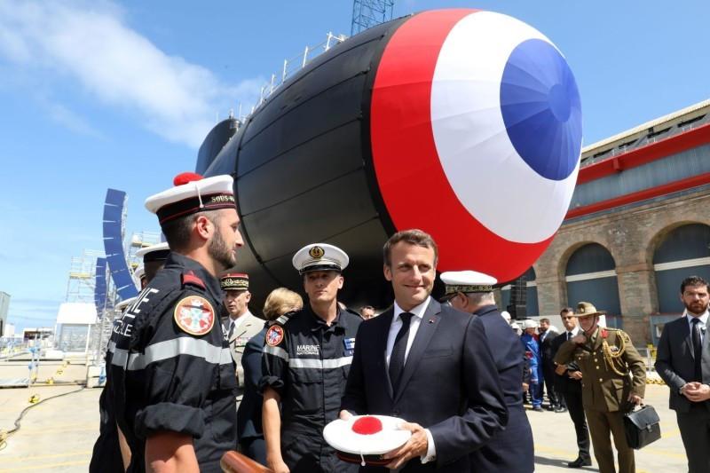 """Pháp tìm kiếm """"đồng minh mới"""" ở Ấn Độ Dương-Thái Bình Dương?"""