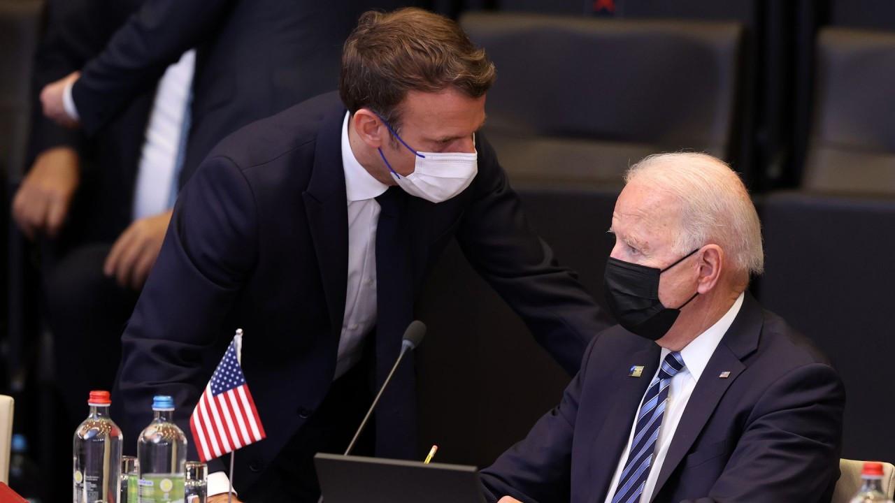 Mỹ - Pháp hòa giải căng thẳng sau khủng hoảng ngoại giao
