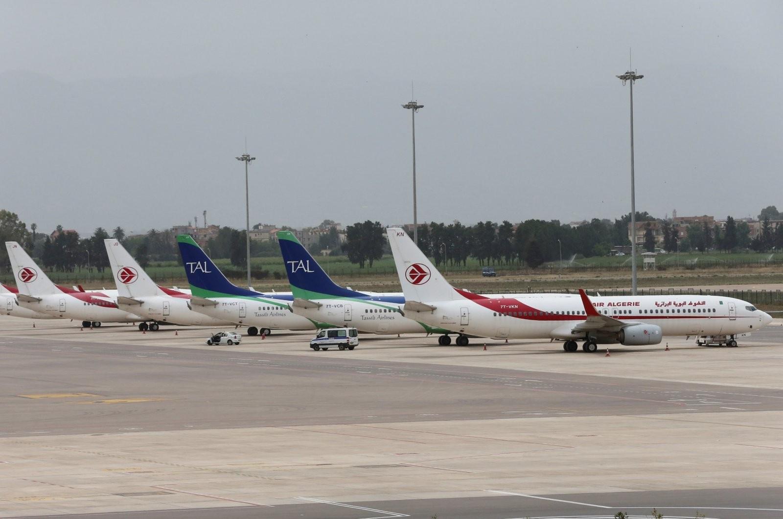 Căng thẳng tiếp tục leo thang, Algeria cấm cửa tất cả máy bay của Morocco. (Nguồn: Reuters)