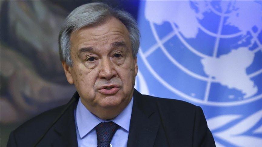 Tổng Thư ký Liên hợp quốc Antonio Guterres. (Nguồn: Reuters)