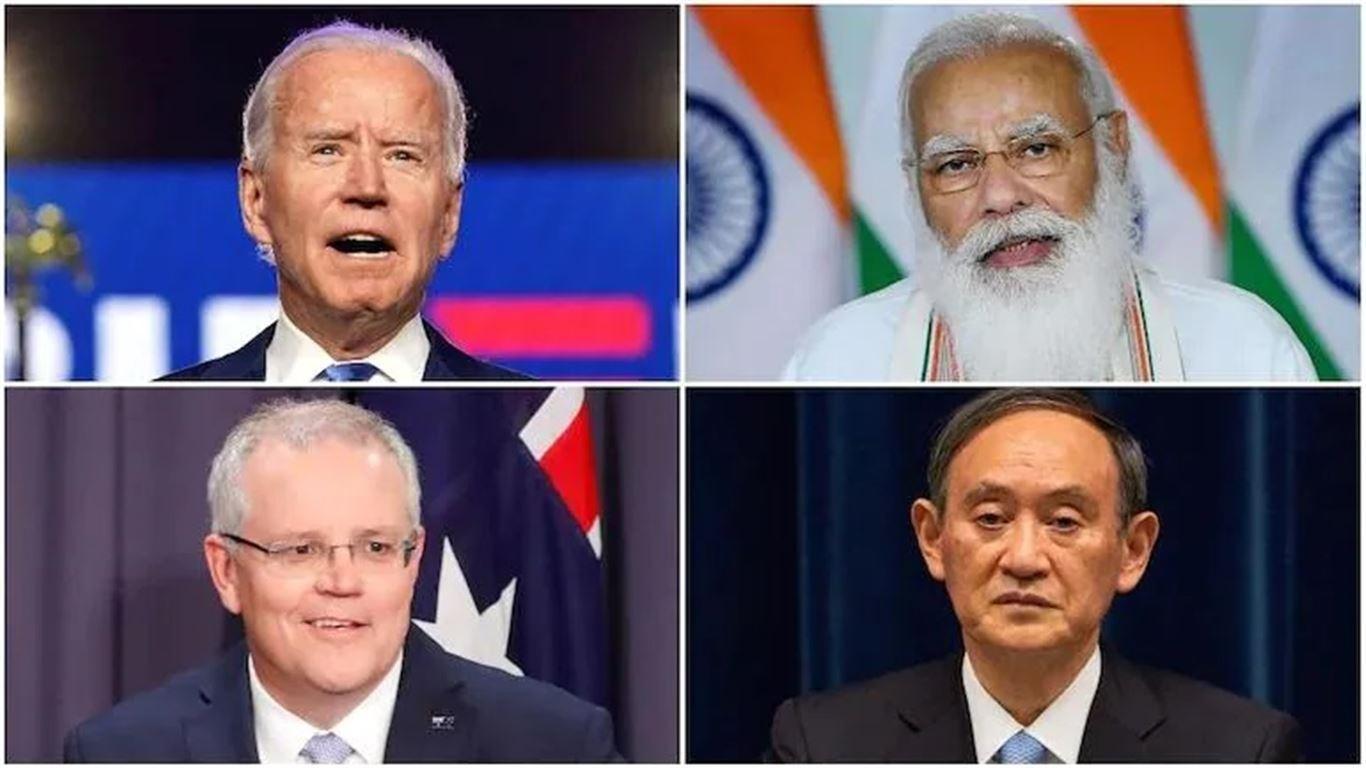 Bộ tứ sẽ có cuộc họp thượng đỉnh đầu tiên vào ngày 23/9. (Nguồn: NDTV)