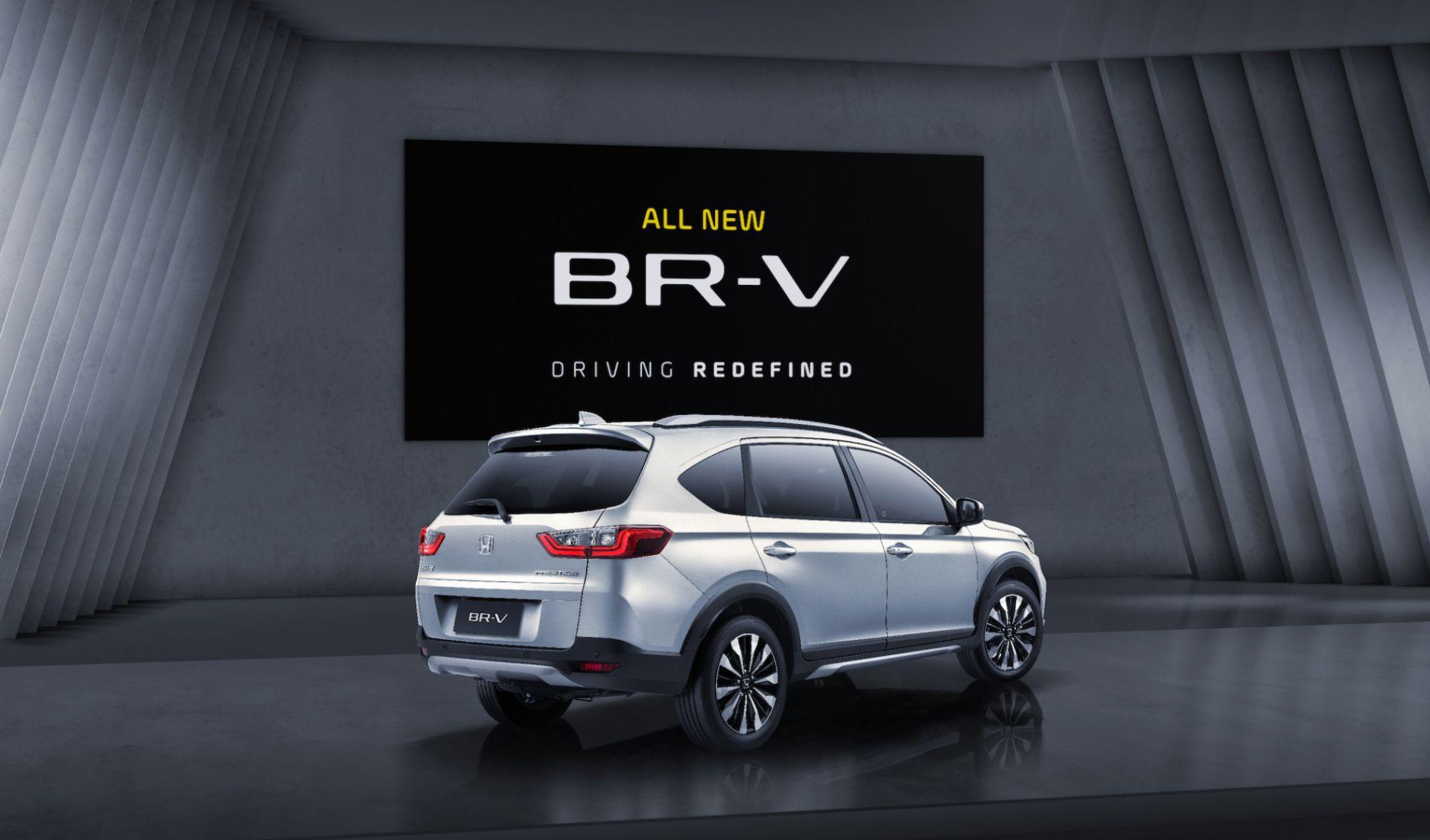Honda BR-V là mẫu xe dành riêng cho thị trường Đông Nam Á