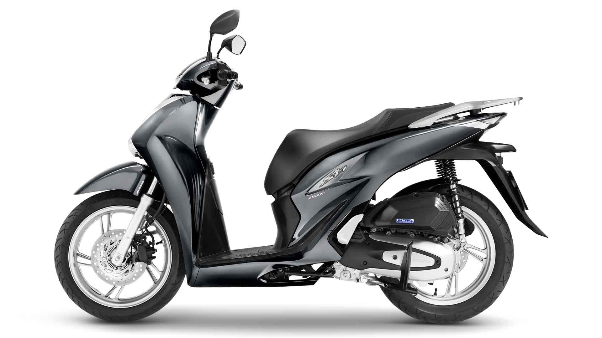 Honda SH phiên bản màu xám
