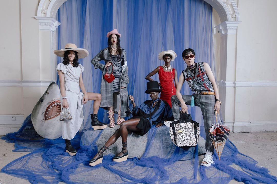 Tuần lễ thời trang London năm nay có gì? - 1