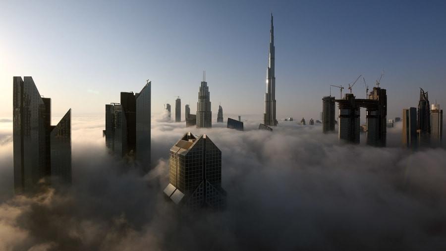 Khám phá bên trong tòa nhà chọc trời cao nhất thế giới ở Dubai - 1