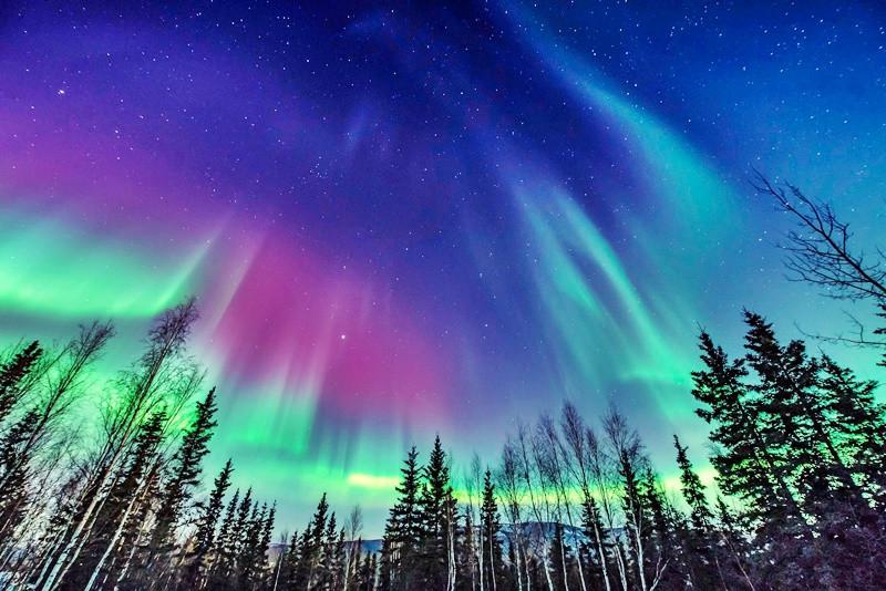 Đến Nga săn Bắc cực quang - Ánh sáng kỳ diệu đến từ bầu trời - 1