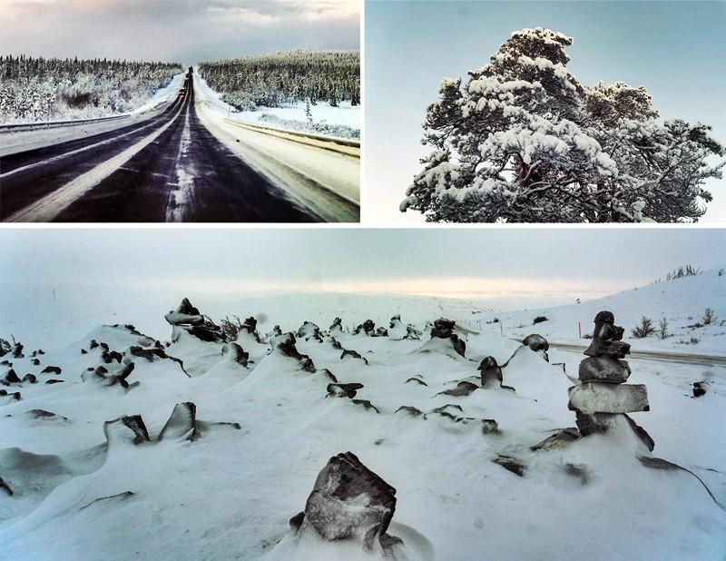 Đến Nga săn Bắc cực quang - Ánh sáng kỳ diệu đến từ bầu trời - 4