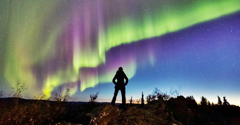 Đến Nga săn Bắc cực quang - Ánh sáng kỳ diệu đến từ bầu trời - 9
