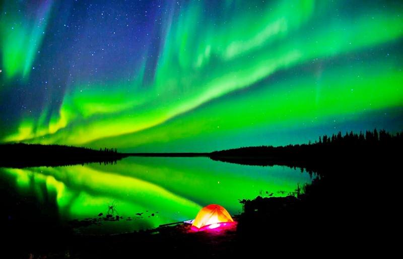 Đến Nga săn Bắc cực quang - Ánh sáng kỳ diệu đến từ bầu trời - 11