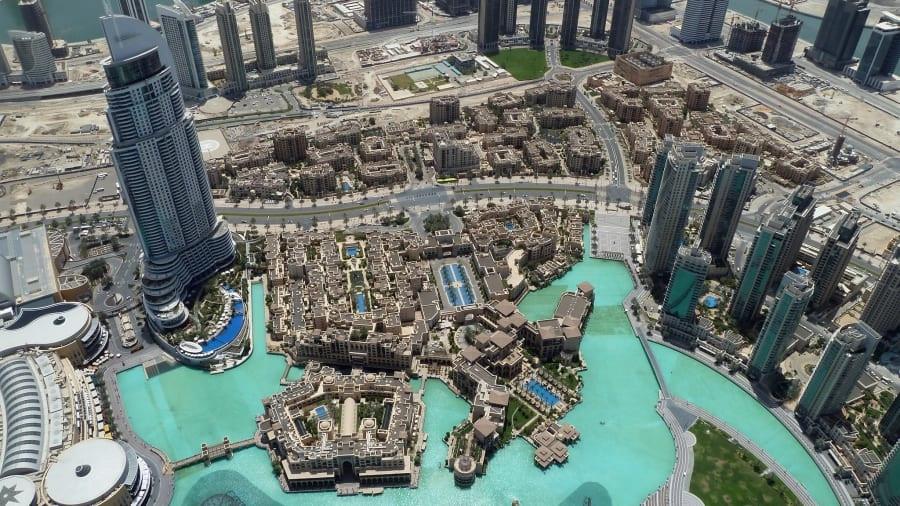 Khám phá bên trong tòa nhà chọc trời cao nhất thế giới ở Dubai - 5