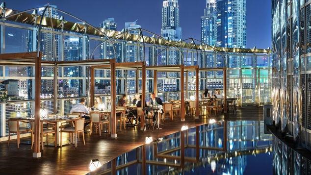 Khám phá bên trong tòa nhà chọc trời cao nhất thế giới ở Dubai - 8