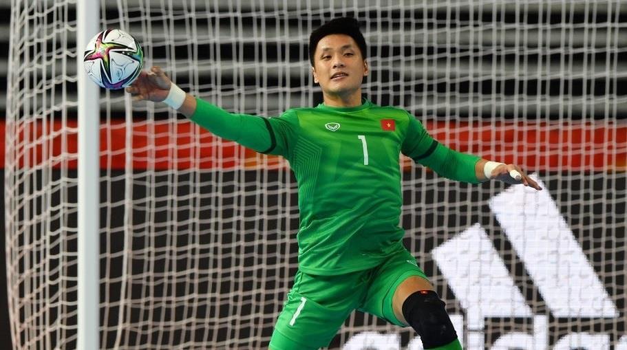 Hành trình đáng nhớ của tuyển Việt Nam tại World Cup futsal 2021 - 4