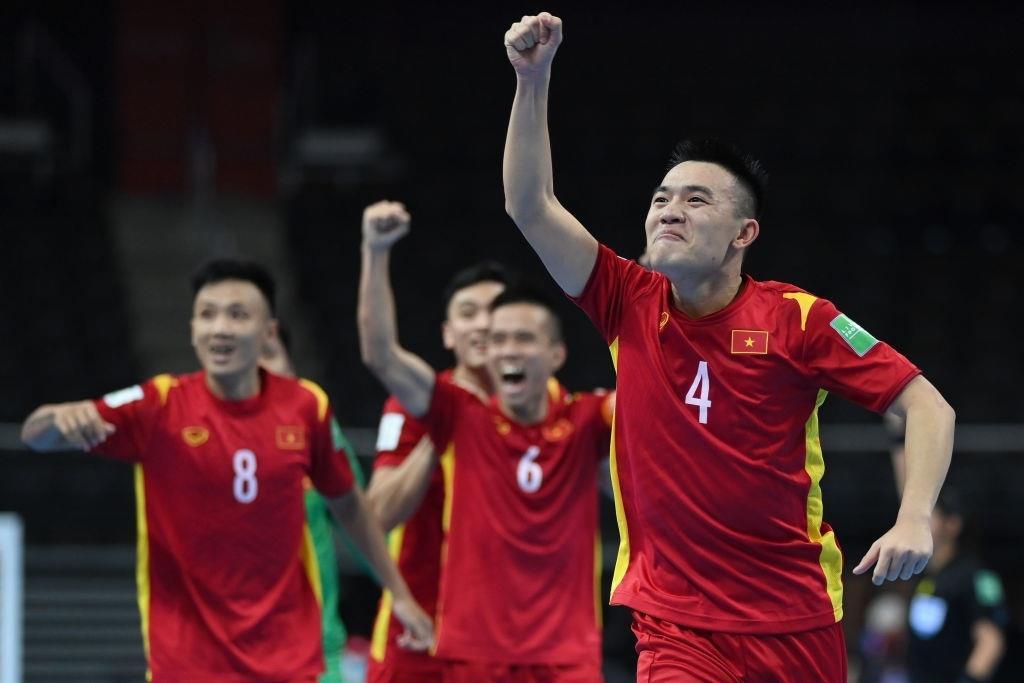 Hành trình đáng nhớ của tuyển Việt Nam tại World Cup futsal 2021 - 2