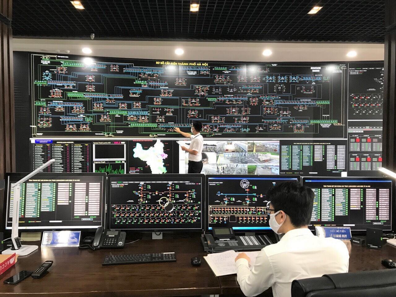 EVNHANOI thực hiện xây dựng lưới điện thông minh giai đoạn 2021-2025 - 1