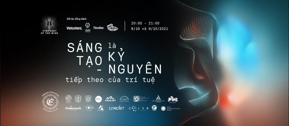 Sắp diễn ra Hội nghị thường niên về tương lai giáo dục Symphony Of The Mind 2021 - 1