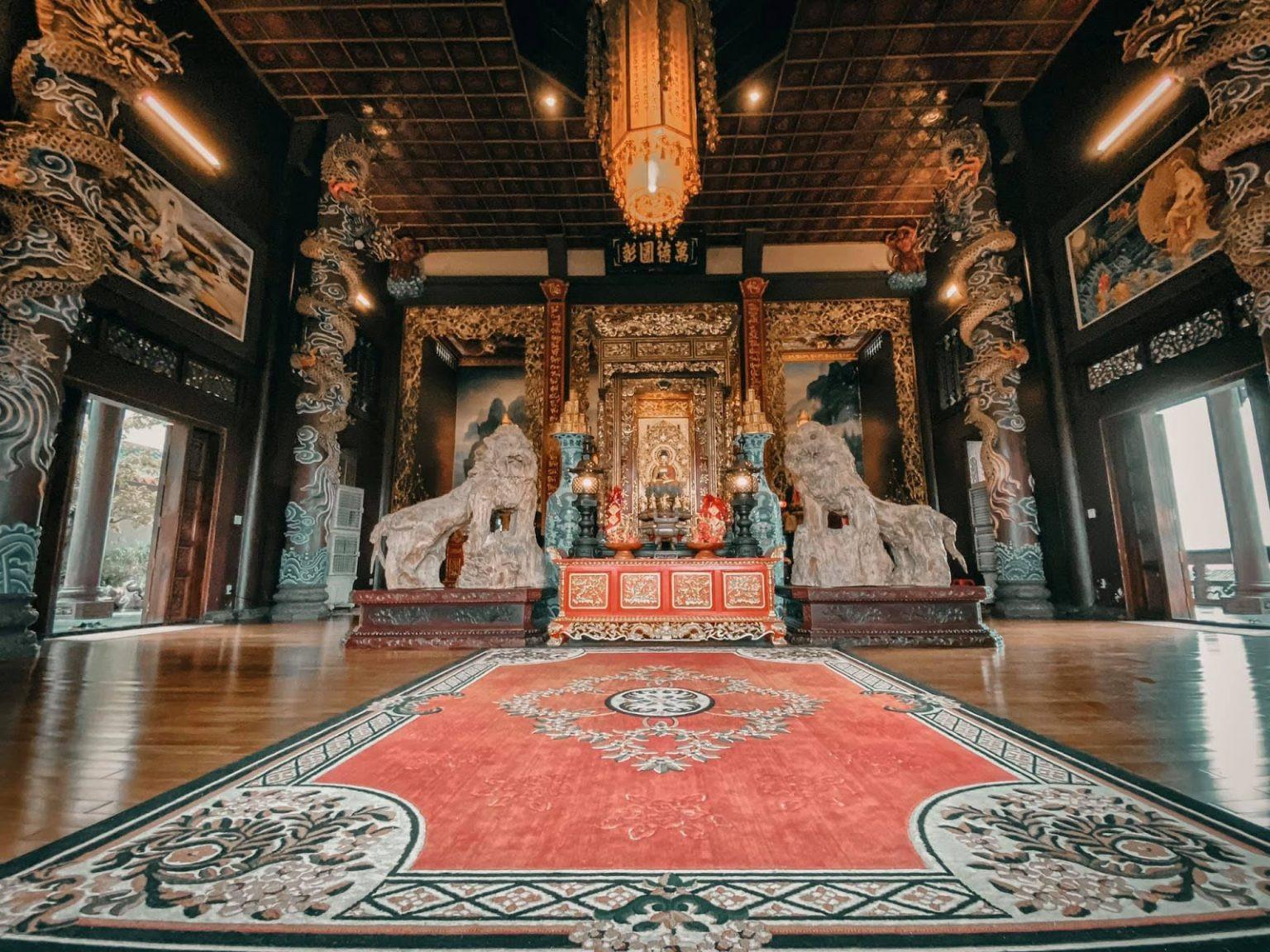 Thiên Hưng Tự: Phượng Hoàng Cổ Trấn giữa lòng Bình Định - 6