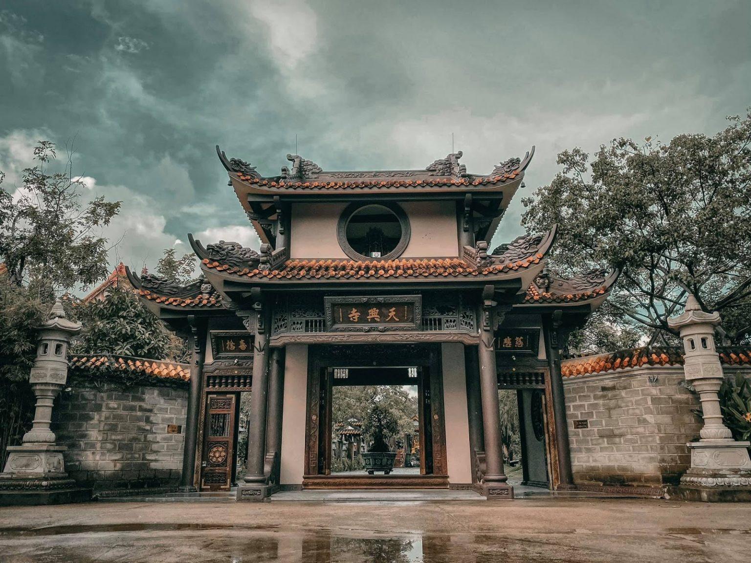 Thiên Hưng Tự: Phượng Hoàng Cổ Trấn giữa lòng Bình Định - 1