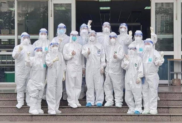 Hơn 18.000 F0 ở Bệnh viện Dã chiến số 1 TP.HCM xuất viện - Ảnh 3.