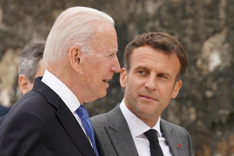 Paris cho phép đại sứ trở lại Washington sau cuộc điện đàm với Tổng thống Biden