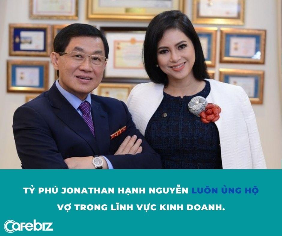 Si tình như tỷ phú Johnathan Hạnh Nguyễn: Trúng tiếng sét ái tình với nữ TVHK kém 19 tuổi, ráo riết đi mọi chuyến bay của vợ-2