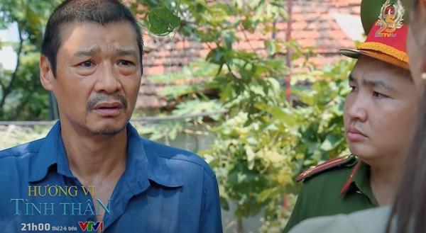 Hương Vị  Tình Thân tập 42: Nam nghi ngờ ông Sinh gây tội ác-2