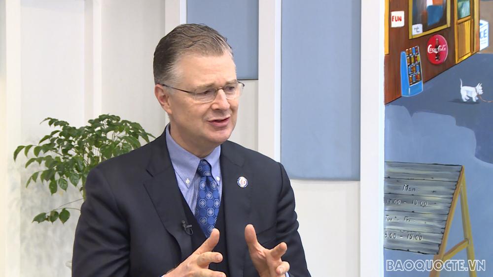 Cựu Đại sứ Mỹ tại Việt Nam trở thành Trợ lý Ngoại trưởng phụ trách Đông Á-Thái Bình Dương