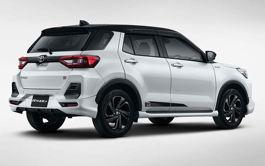 Toyota Raize 2021 đạt doanh số 1.269 xe chỉ sau 1 tuần ra mắt Indonesia