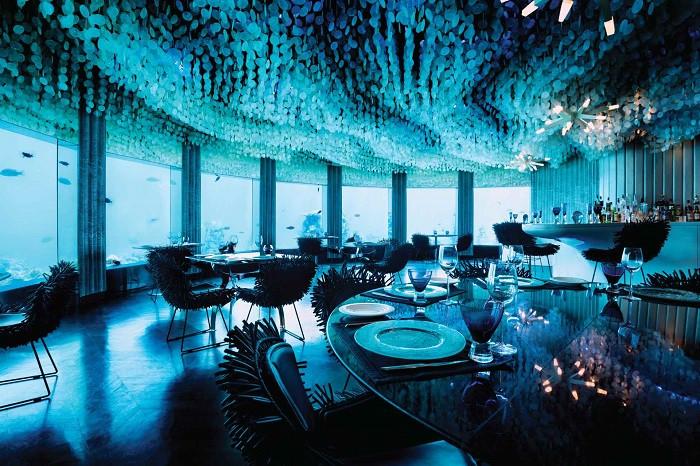 Ăn tối dưới đại dương và những trải nghiệm độc đáo chỉ có khi du lịch Maldives - 3