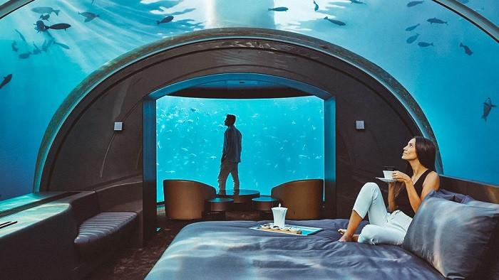 Ăn tối dưới đại dương và những trải nghiệm độc đáo chỉ có khi du lịch Maldives - 4