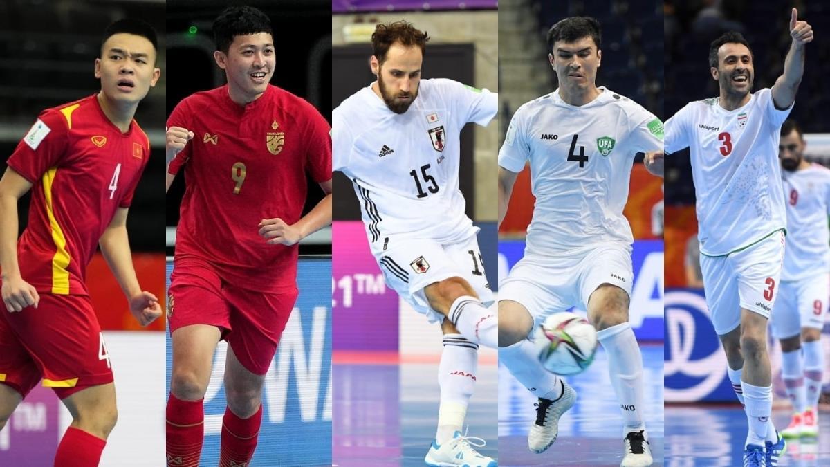 Bóng đá châu Á chỉ có 1 đại diện ở tứ kết Futsal World Cup 2021 - 1