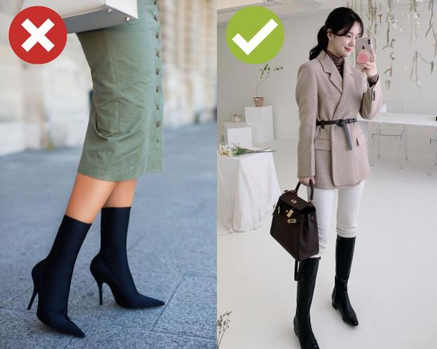 Boots không còn là kiểu giày thời thượng mùa lạnh nữa