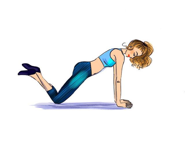 5 bài tập để tăng cường sức mạnh cho cánh tay - Ảnh 5.