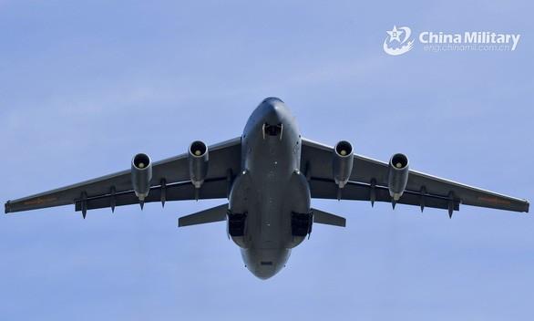 Máy bay vận tải Y-20 của Trung Quốc - Ảnh: China Military