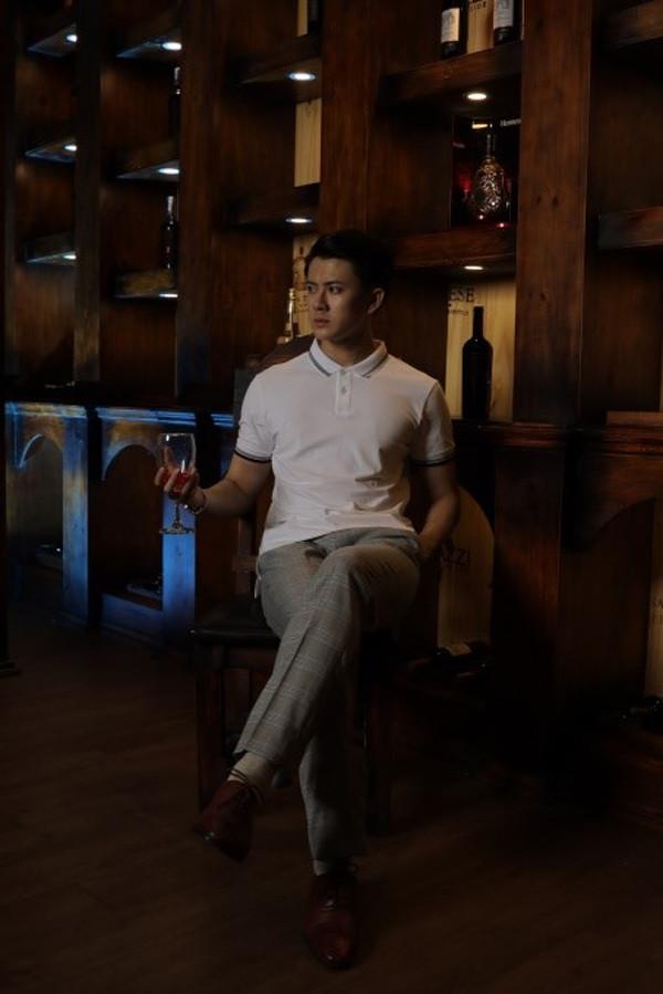 Edmundo - 'thiên đường' áo polo của quý ông hiện đại