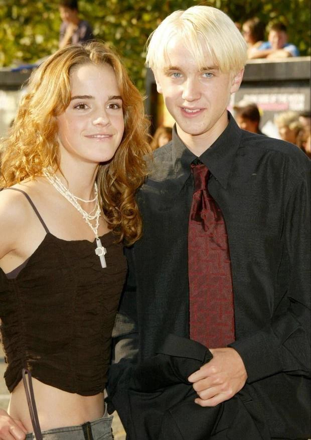 Không nhận ra Tom Felton Harry Potter: 34 tuổi mà già xọm như U50-8