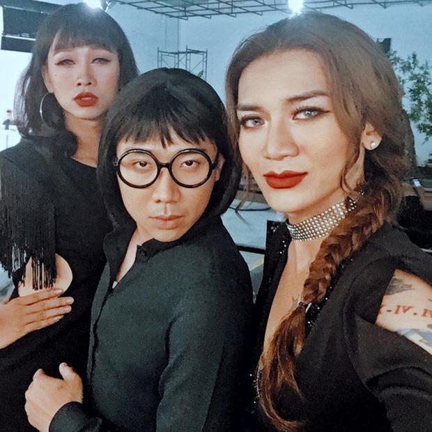 Từng bị đồn cạch mặt, BB Trần và Trấn Thành hiện ra sao?-4