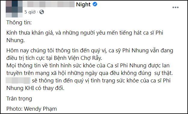 Phi Nhung đang chuyển biến xấu: Ông nói gà, bà nói vịt-1