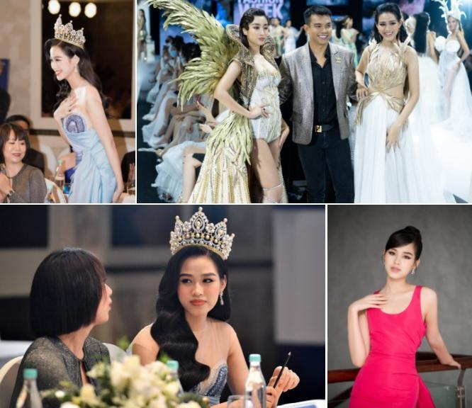 Hoa hậu Đỗ Thị Hà: Đã 4 tháng tôi không có thu nhập-1