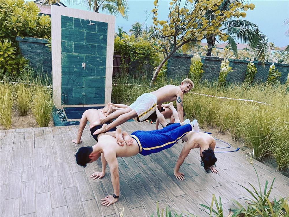 Đại hội body Running Man: Trường Giang, Jack bay màu khó hiểu-6