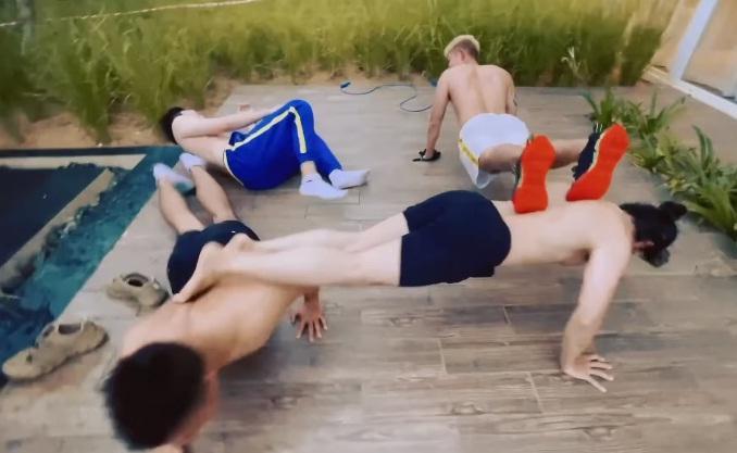 Đại hội body Running Man: Trường Giang, Jack bay màu khó hiểu-5