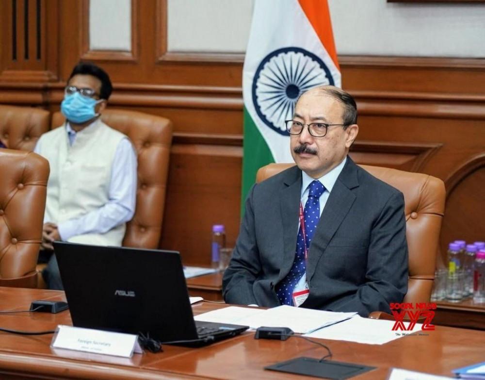 Bí thư Đối ngoại Ấn Độ Harsh Vardhan Shringla. (Nguồn: PTI)