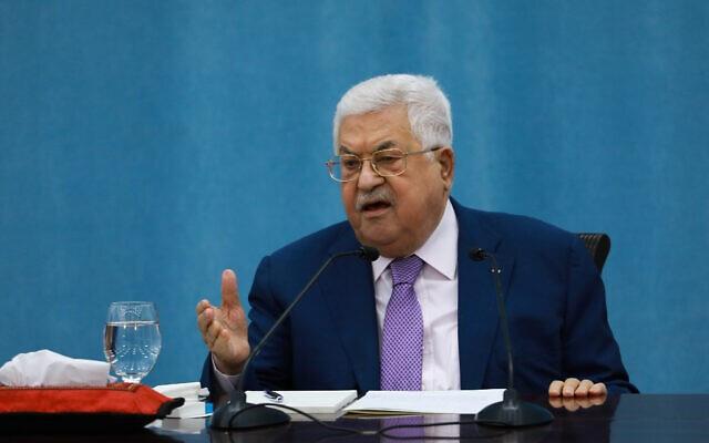 Tổng thống Palestine: Israel có một năm để rút khỏi các vùng lãnh thổ chiếm đóng