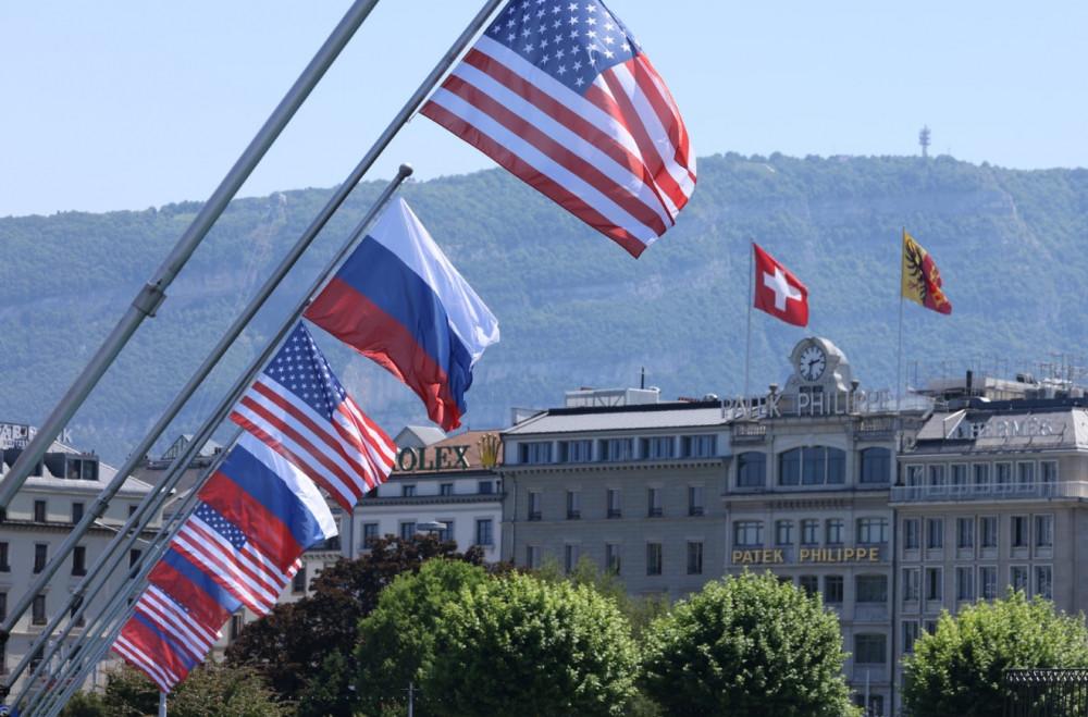 Hội nghị thượng đỉnh Nga-Mỹ chỉ là một bước đệm, tương lai sẽ là phép thử cho mối quan hệ này. (Nguồn: Getty)